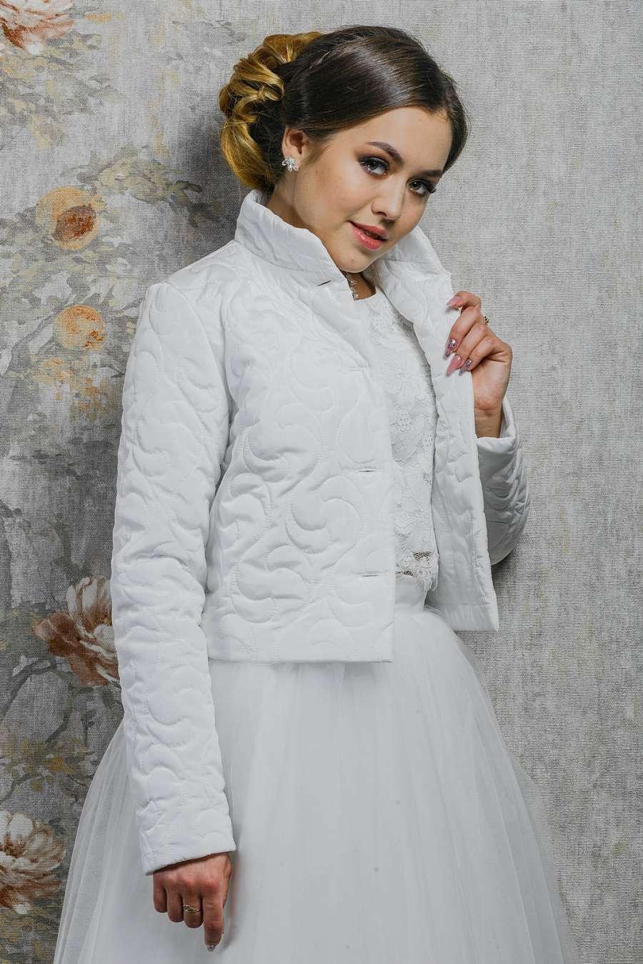 Свадебная курточка K-013