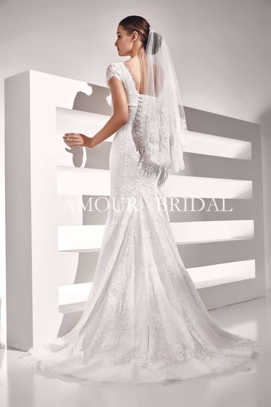 Amour Bridal VBL007