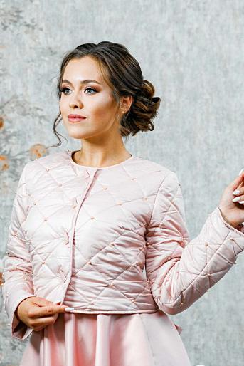 Свадебная курточка K-034